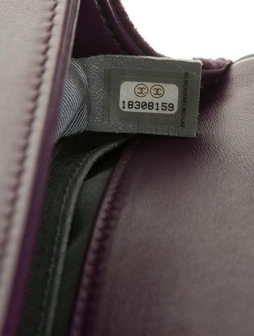 Velvet Small Boy Bag