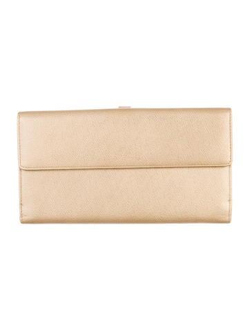 216e413f328fc2 Chanel Continental Wallet - Accessories - CHA45476 | The RealReal