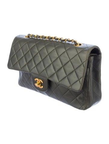 Classic Medium Double Flap Bag