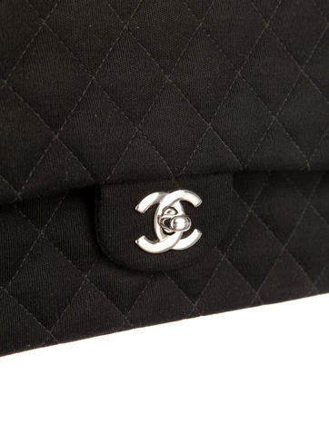 Classic Medium Jersey Double Flap