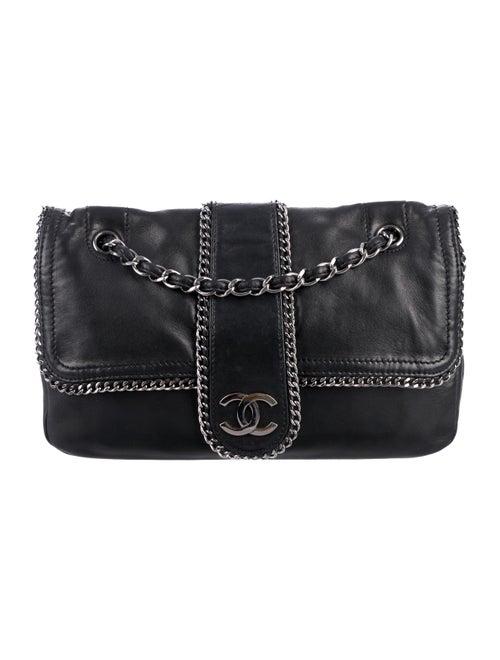 Chanel Medium Madison Flap Bag Black