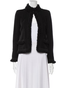 Chanel 2003 Wool Evening Jacket