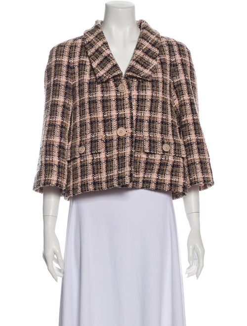 Chanel 2019 Tweed Pattern Jacket