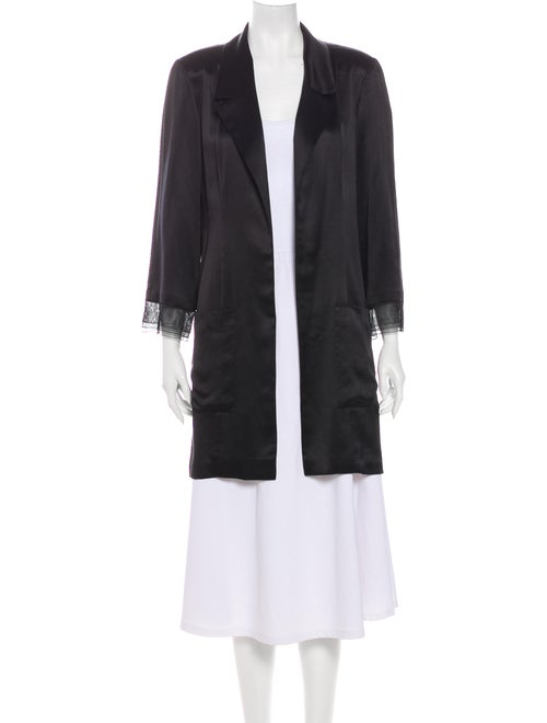 Chanel Vintage Jacket Black