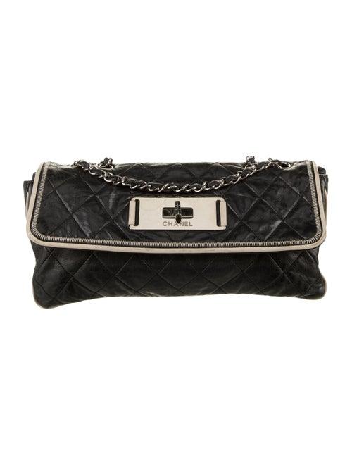 Chanel Reissue E/W Flap Bag Black