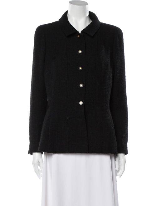 Chanel Vintage Boutique Jacket Black