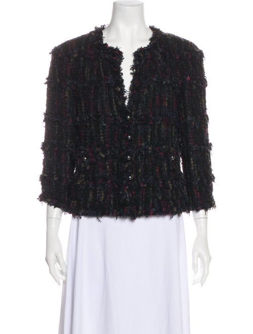 Chanel 2006 Evening Jacket Black