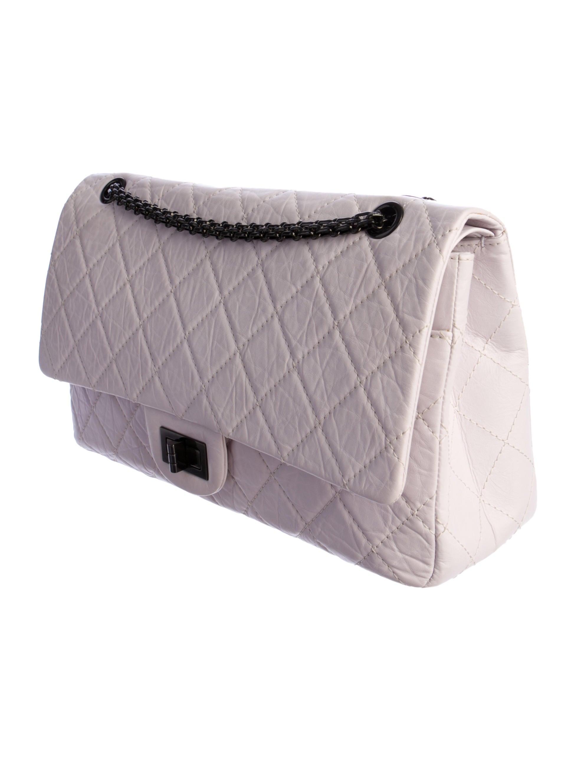 chanel 2 55 reissue 227 flap bag handbags cha47004