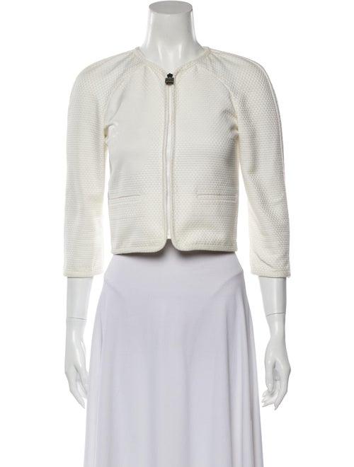 Chanel 2009 Sport Jacket White
