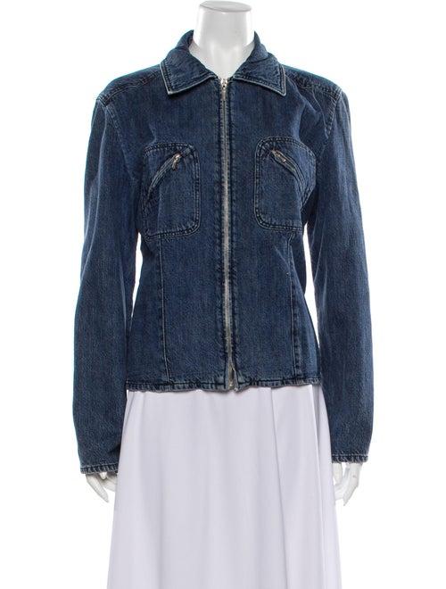 Chanel 2000 Denim Jacket Denim