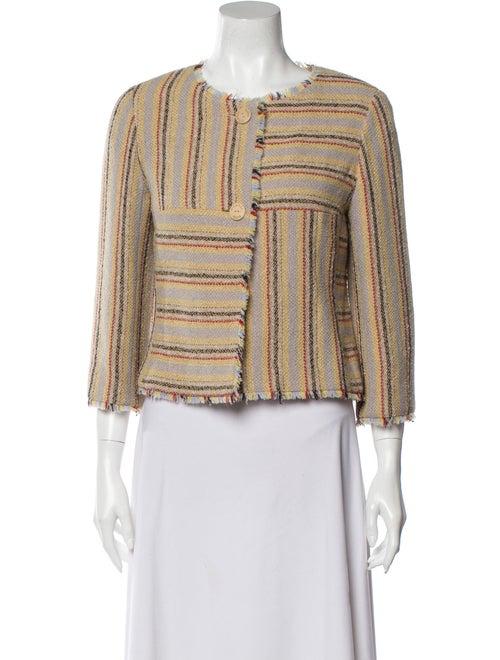 Chanel 2000 Wool Evening Jacket Wool
