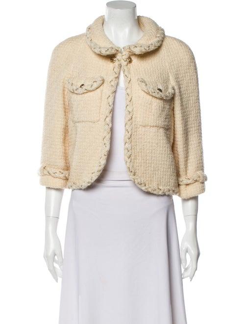 Chanel 2007 Wool Jacket Wool