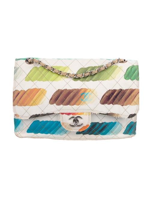 Chanel Colorama Watercolor Flap Bag multicolor