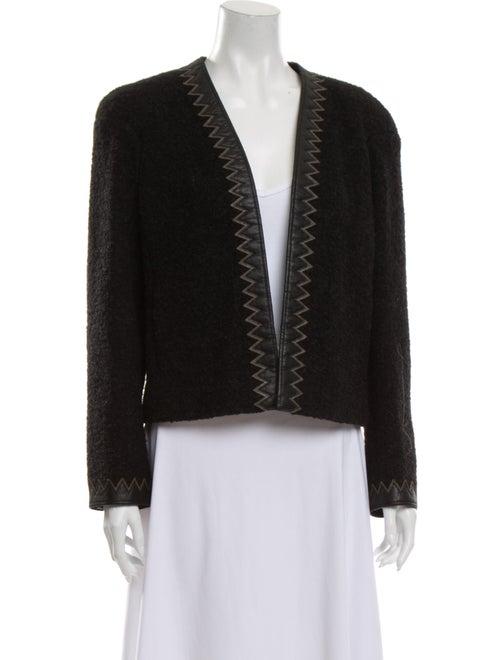 Chanel 2015 Evening Jacket Black