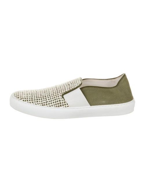 Chanel Sneakers Green
