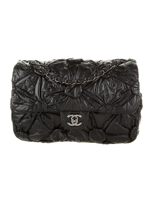 Chanel Puffed Flap Bag w/ Tags Black