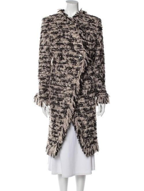 Chanel 2017 Paris-Cosmopolite Coat Metallic