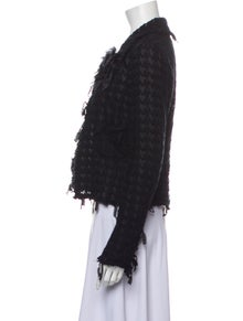 Chanel 2005 Wool Evening Jacket