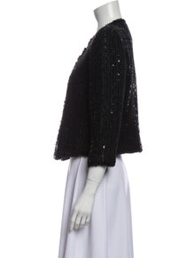 Chanel 2000 Tweed Pattern Evening Jacket