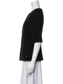 Chanel 2014 Wool Evening Jacket