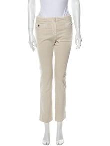 Chanel 2016 Straight Leg Jeans