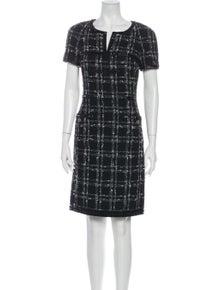 Chanel 2007 Knee-Length Dress