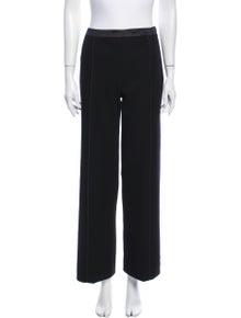 Chanel 2002 Wide Leg Pants