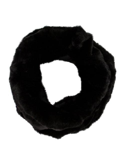 Chanel Orylag Snood Black
