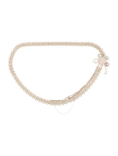 Chanel Gripoix Chain Belt Gold