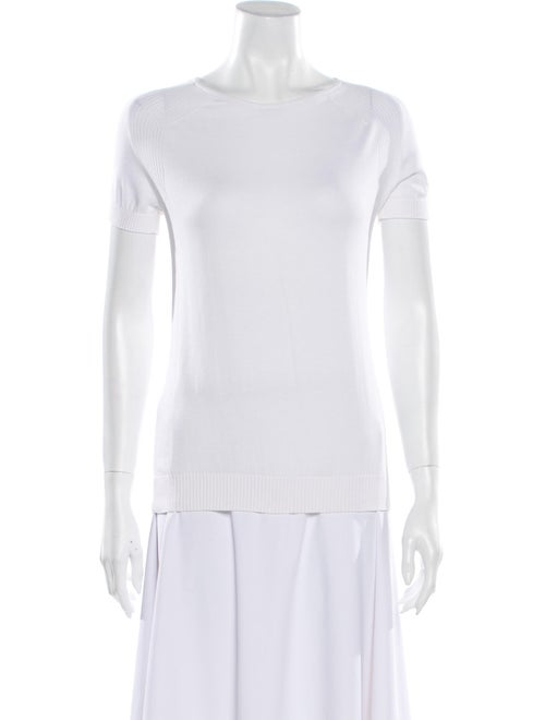 Chanel 2008 Chanel Identification Sweater White