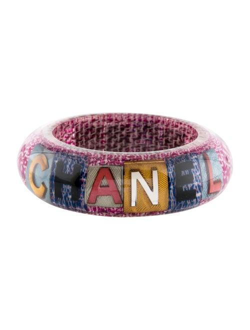 Chanel Resin Coco Bangle