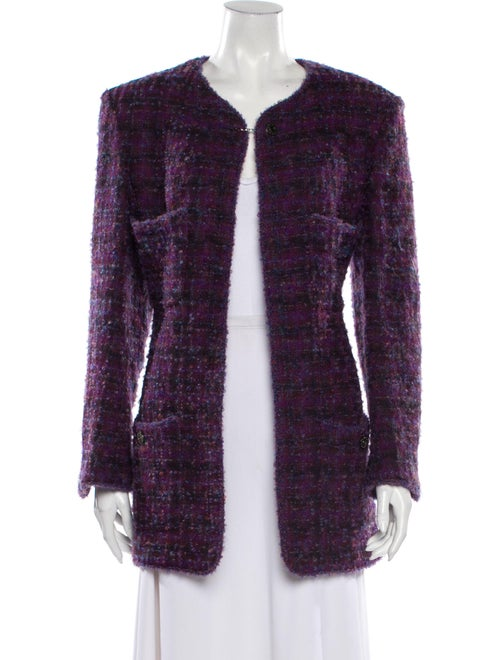 Chanel 1997 Wool Coat Wool