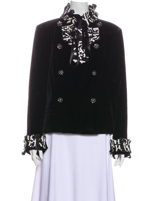 Chanel 2008 Evening Jacket Black