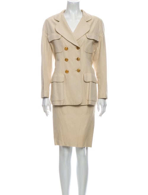 Chanel Vintage Skirt Suit