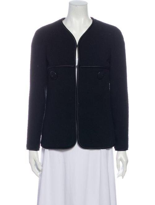 Chanel 2015 Wool Evening Jacket Wool