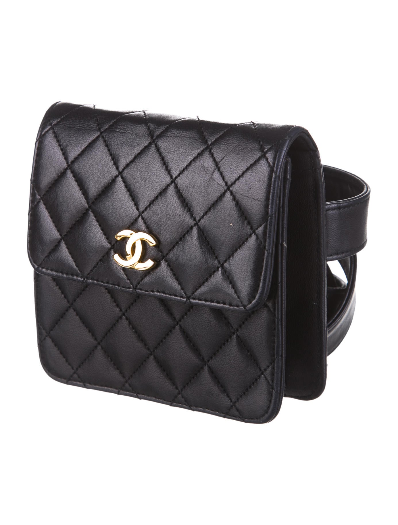 Chanel Vintage Belt Bag - Handbags