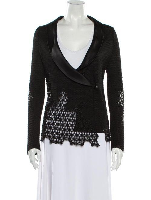 Chanel 2011 Blazer Black