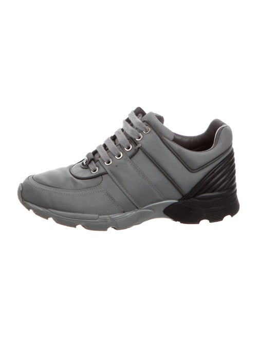 Chanel Sneakers Grey