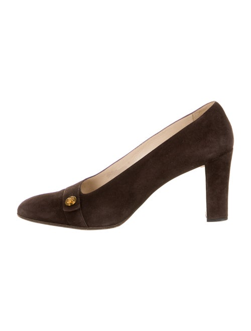 Chanel Vintage 1997 Pumps Brown