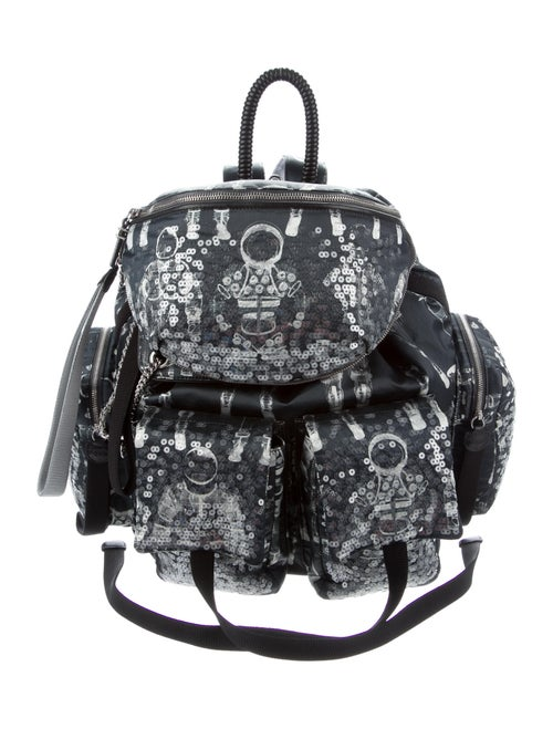 Chanel Astronaut Essentials Backpack multicolor
