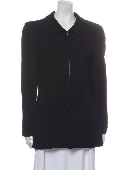 Chanel 1997 Wool Evening Jacket Wool