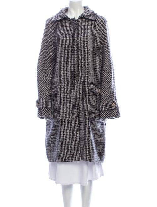 Chanel 2014 Mohair Coat