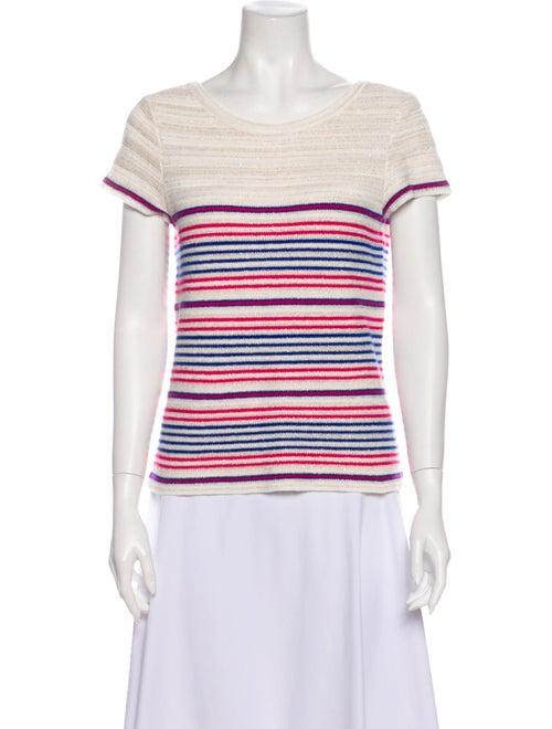 Chanel 2019 Linen T-Shirt