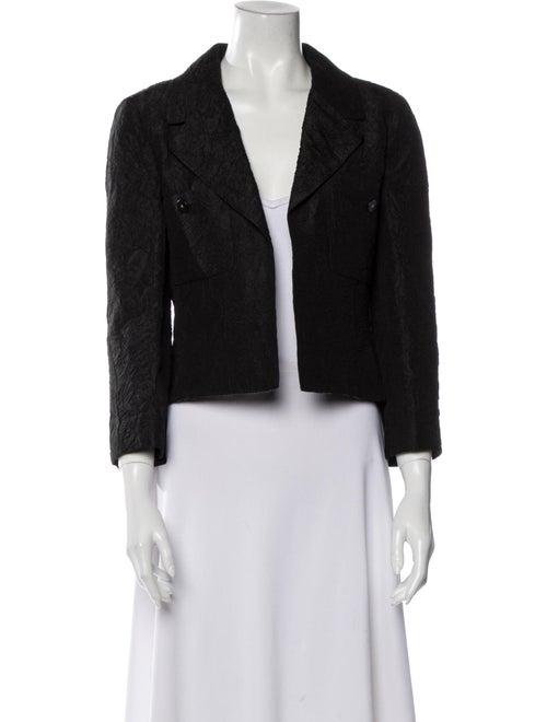 Chanel 2000 Evening Jacket Black