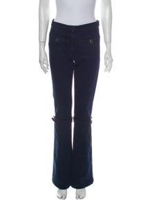 Chanel 2006 Wide Leg Jeans