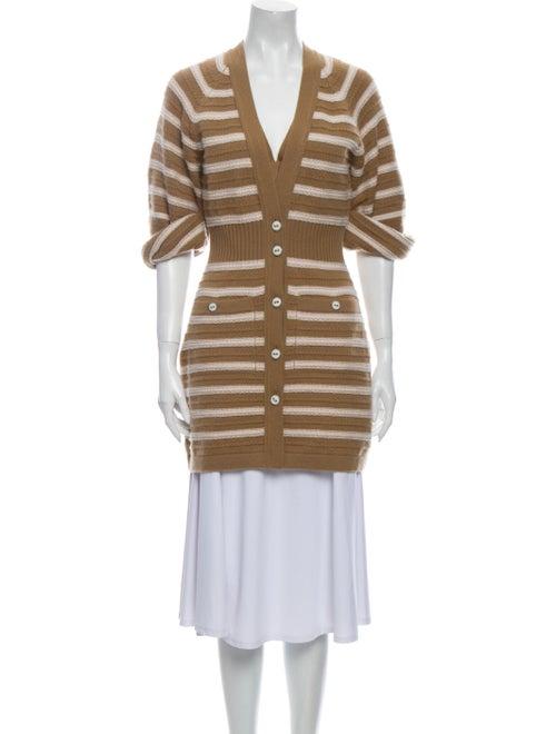 Chanel 2015 Cashmere Cardigan Set Sweater
