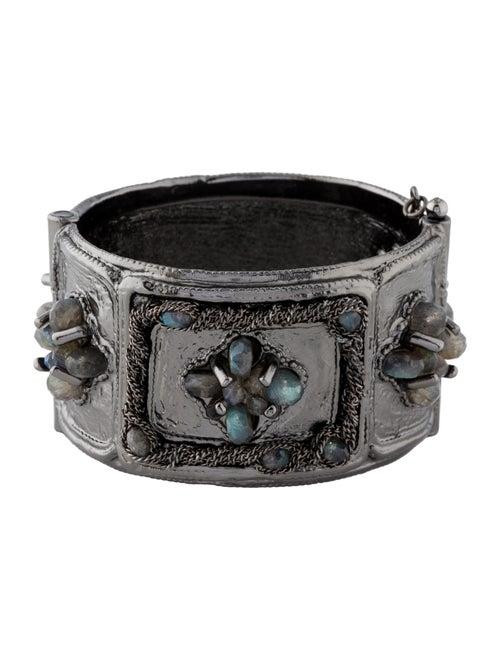 Chanel Labradorite CC Bracelet