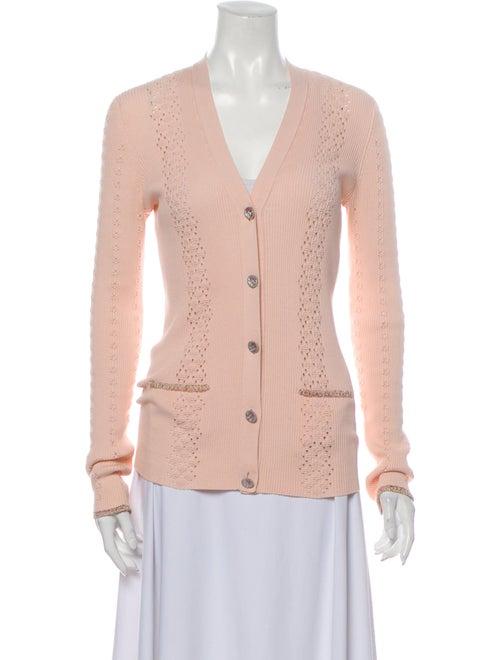 Chanel 2017 Paris-Cuba Sweater Pink