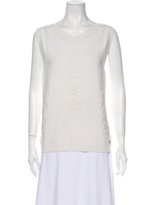 Chanel 2016 Cashmere Top
