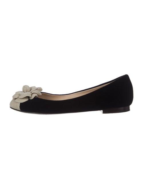 Chanel Flats Black